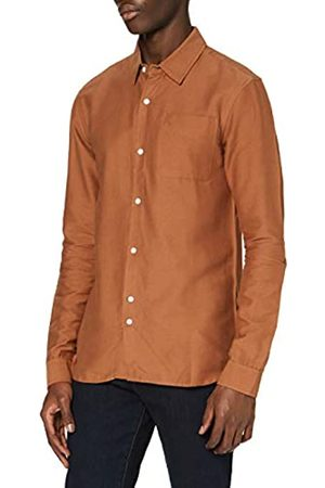 FIND Uomo Casual - Marchio Amazon - Camicia a Costine Uomo, , XXL, Label: XXL