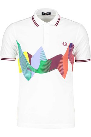 Fred Perry POLO ABSTRACT SPORT