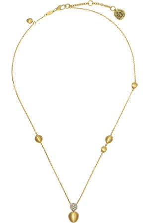 Brumani Collana Two In One in 18kt con diamante - YELLOW AND WHITE GOLD