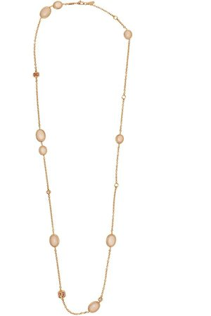 "Brumani ""Bracciale in 18kt con zaffiri, quarzo, topazio e diamanti Baobá"" - Rose gold and pink"