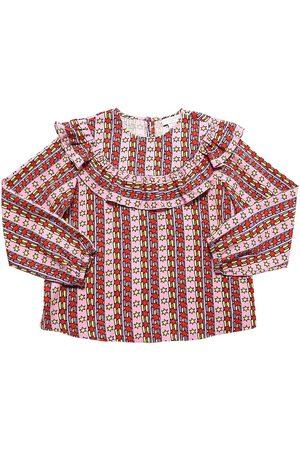 Stella McCartney Camicia In Lyocell Stampato