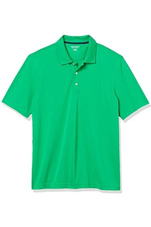 Amazon Regular-Fit Quick-Dry Golf Polo Athletic-Shirts, Lyndee, US M