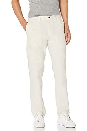 Amazon Uomo Chinos - Straight-Fit Lightweight Stretch Pant Pants, Pietra, 29W x 28L