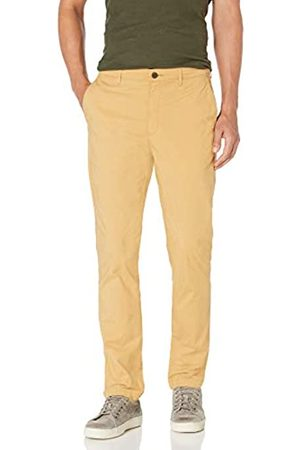 Amazon Skinny-Fit Lightweight Stretch Pant Pants, Wheat, 32W x 34L
