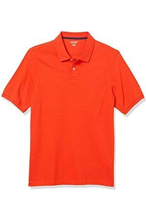 Amazon Polo in Cotone piqué di Taglio Regolare Shirts, Sugarpine Air Mesh-Donna, US XXL