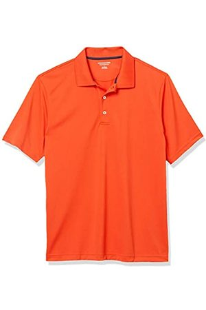 Amazon Regular-Fit Quick-Dry Golf Polo Athletic-Shirts, Sugarpine Air Mesh-Donna, US S