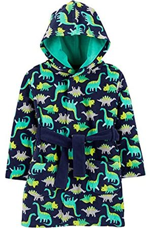 Simple Joys by Carter's Neonati Accappatoi e vestaglie - Accappatoio Accogliente. Baby-Wearable-Blankets, Dinosauro , 12-24 Months