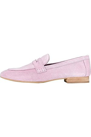 FIND Marchio Amazon - KRIS-1W1-003 Mocassino, Pink , 37 EU
