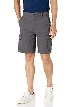 Amazon Lightweight Ripstop Stretch Cargo Short Shorts, Scuro, 31