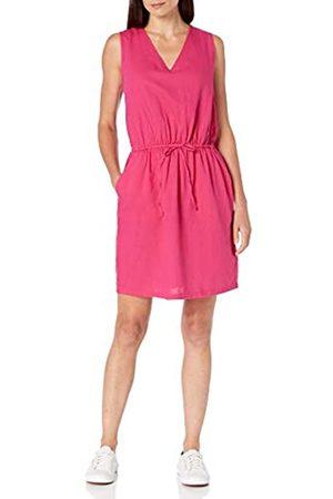 Amazon Sleeveless Linen Dress Dresses, Brillante, US XXL