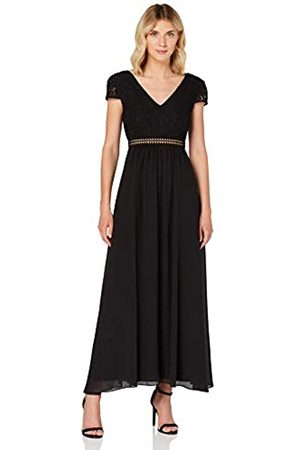 TRUTH & FABLE Maxi Dress A-Line in Chiffon Donna, , 38, Label: XXS