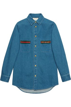 Gucci Camicia denim