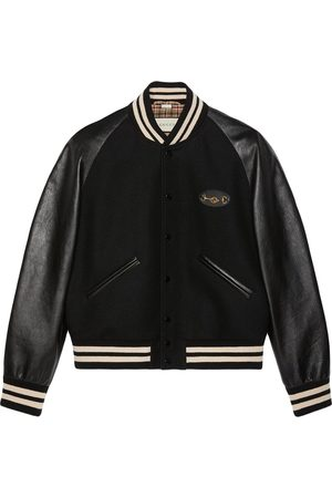 Gucci Bomber Interlocking G con morsetto - Di colore