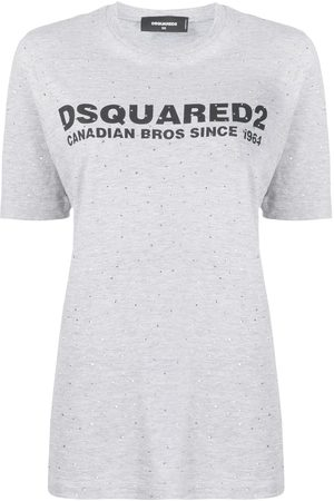 Dsquared2 Donna T-shirt - T-shirt con stampa