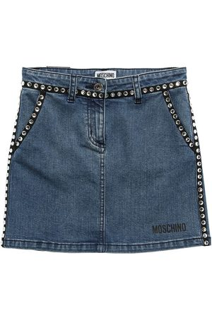 Moschino Jeans In Di Cotone Stretch