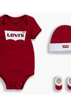 Levi's Baby Batwing Set / Red
