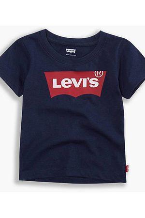 Levi's Neonati Baby Batwing Tee / Dress Blues