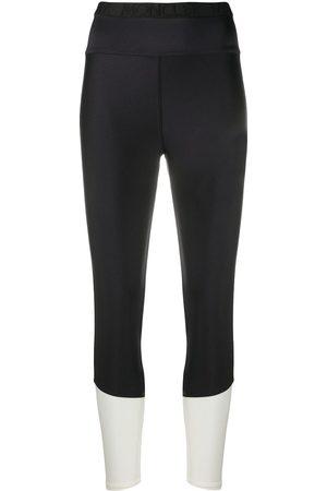 Moncler Pantaloni crop skinny - Di colore