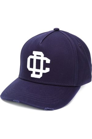 Dsquared2 Cappello da baseball con ricamo - Di colore