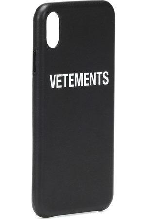 Vetements Custodia iPhone XS Max