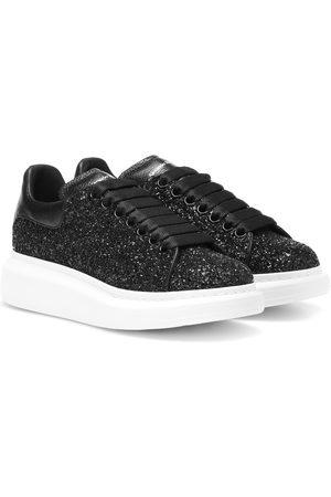 Alexander McQueen Sneakers con glitter