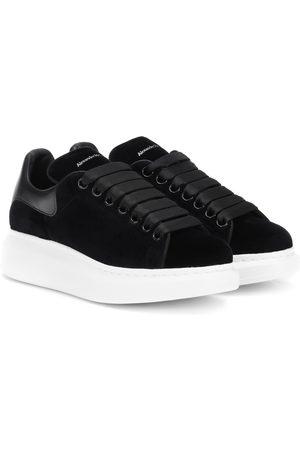 Alexander McQueen Sneakers in velluto