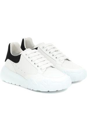 Alexander McQueen Sneakers Court in pelle
