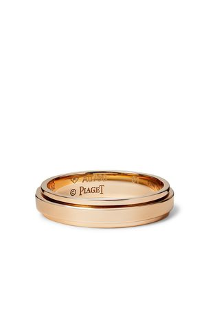 PIAGET Possession 18-Karat Rose Ring