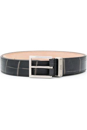 Alexander McQueen Cintura Identity effetto coccodrillo