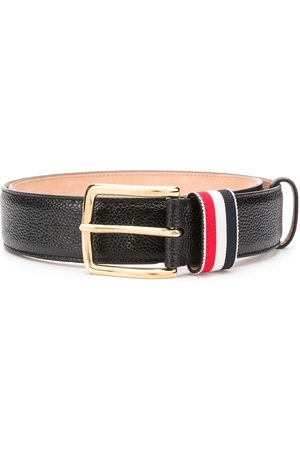 Thom Browne Uomo Cinture - Cintura a righe