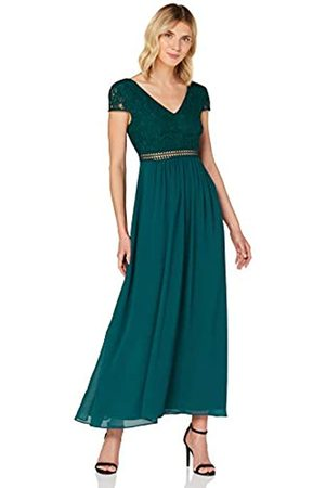 TRUTH & FABLE Maxi Dress A-Line in Chiffon Donna, ., 44, Label: M