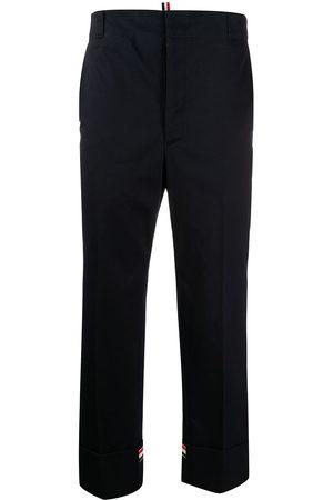 Thom Browne Pantaloni taglio straight