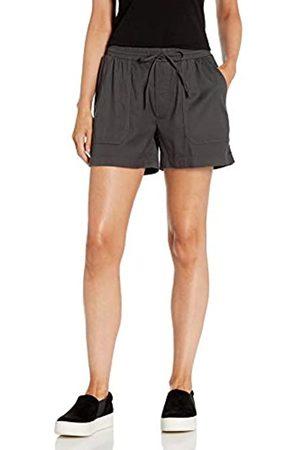 Daily Ritual Stretch Tencel Drawstring Short Pants, , US XL