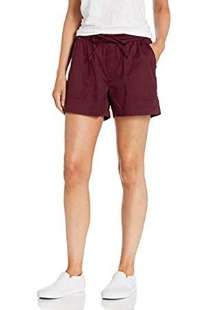 Daily Ritual Stretch Tencel Drawstring Short Pants, , US S
