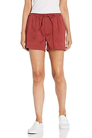 Daily Ritual Stretch Tencel Drawstring Short Pants, , US S