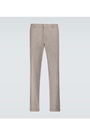 CARUSO Pantaloni in lana
