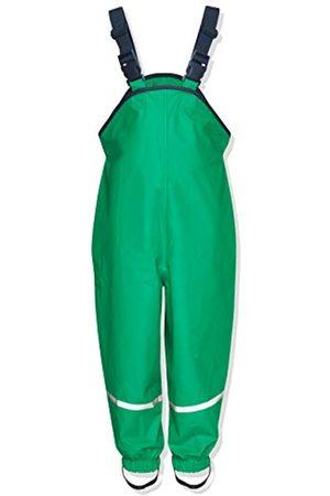 Playshoes Pantaloni Impermeabili, Bimbi, Verde ), 116 cm
