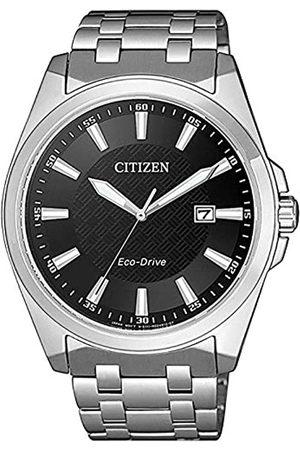 Citizen Orologio Analogico Quarzo Uomo con Cinturino in Acciaio Inox BM7108-81E