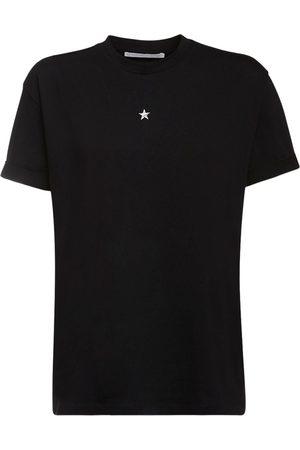 Stella McCartney T-shirt In Cotone Organico