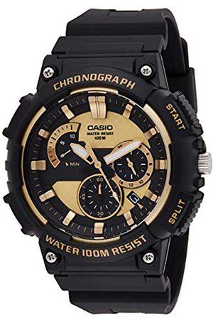 Casio Orologio Cronografo Quarzo Uomo con Cinturino in Resina MCW-200H-9AVEF
