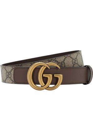 """Gucci Cintura """"gg Marmont Supreme"""" 30mm"""