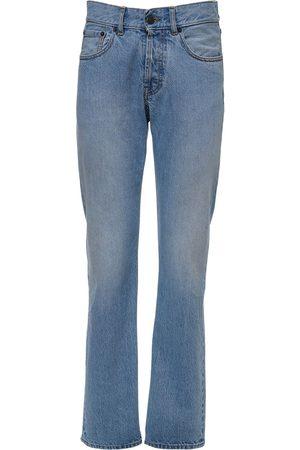 Maison Margiela Jeans Skinny In Denim Di Cotone