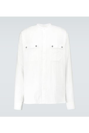 Balmain Esclusiva Mytheresa - Camicia in cotone