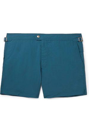 Tom Ford Slim-Fit Mid-Length Swim Shorts