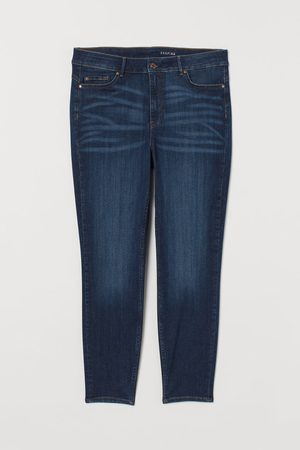 H&M + Shaping High Ankle Jeans