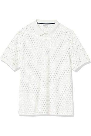 Amazon Polo in Cotone piqué di Taglio Regolare Shirts, / a Pois, US L