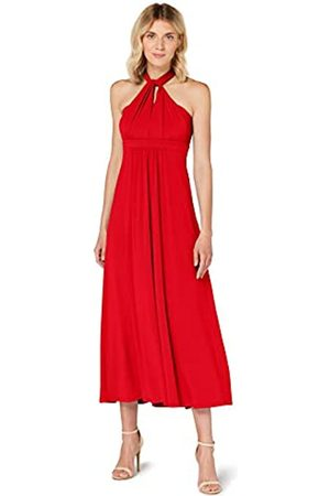 TRUTH & FABLE Marchio Amazon - Maxi Dress Halter Donna, ., 52, Label: 3XL