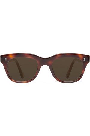 Cubitts Uomo Occhiali da sole - Rufford Square-Frame Acetate Sunglasses