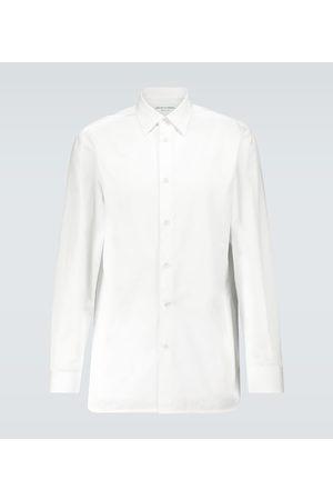 Bottega Veneta Uomo Elegante - Camicia in cotone