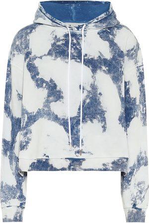Stella McCartney Felpa tie-dye in cotone